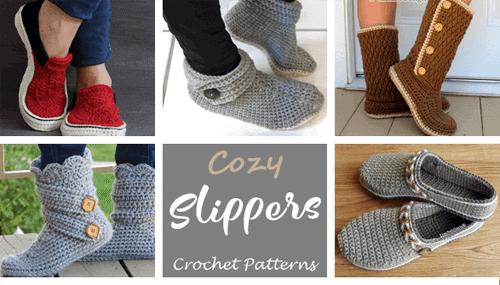 crochet vans slippers free pattern