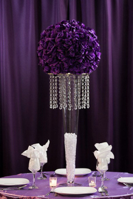Elegance centerpiece rental weddings sweet new jersey