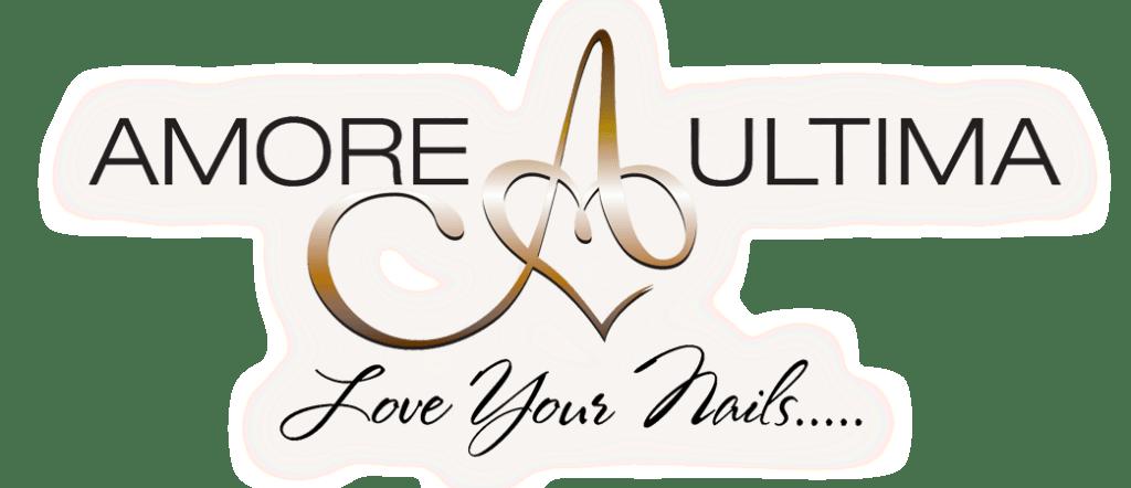 Amore Ultima Logo w glow