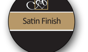 Satin Finish