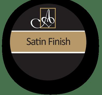 Satin Finish