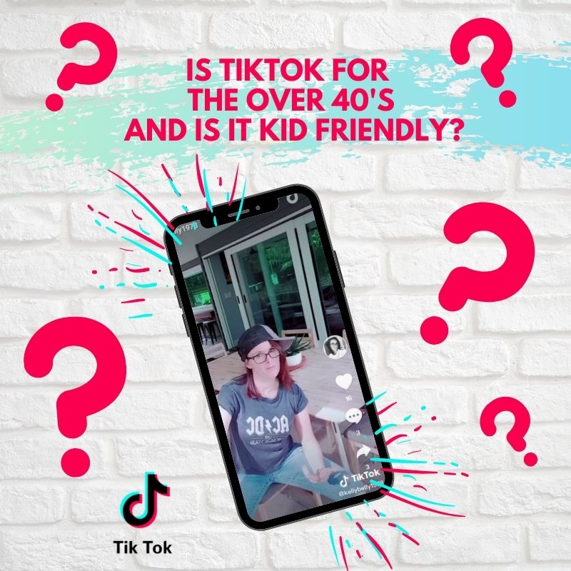 Is Tiktok For the Over 40's