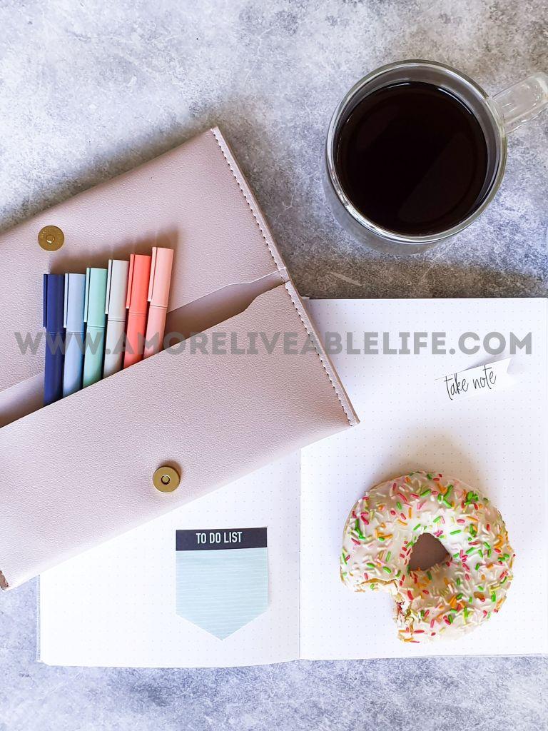 Office Stationary Stock Photos Donut