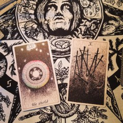 The World and 10 of Swords