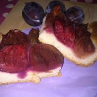 Torta di prugne bavarese - Zwetschgendatschi (riesci a pronunciarlo?)