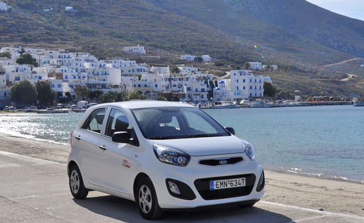 Evdokia's car and bike rental