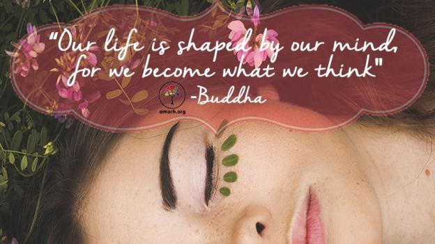Mindfulness Our Life is Shaped by Our Mind for We Become What We Think Buddha - Mindfulness: What is it about