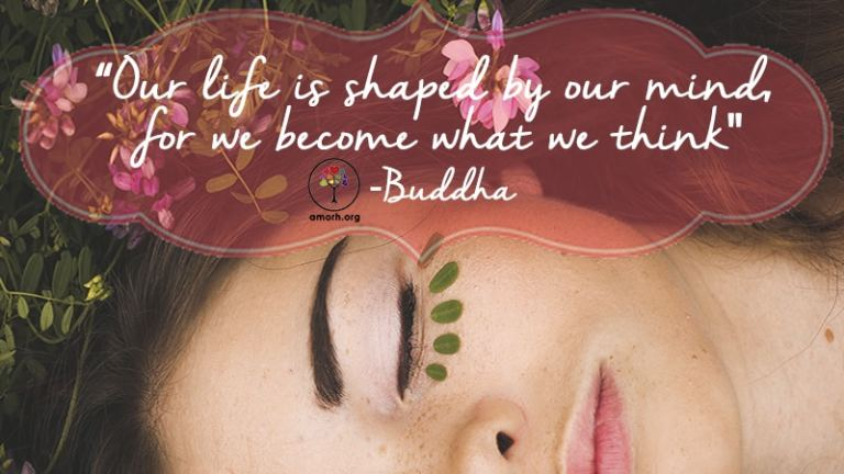 Mindfulness Our Life is Shaped by Our Mind for We Become What We Think Buddha 768x432 - Prueba