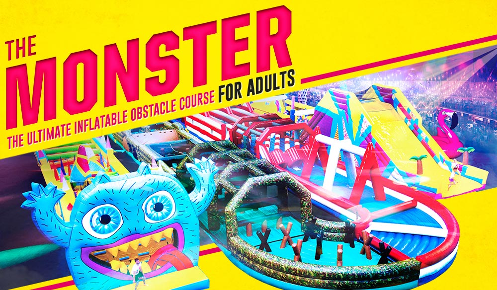 the monster - alternative festivals