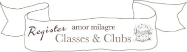 amormilagre.com Register for Spring Summer Fall 2017 Classes & Clubs
