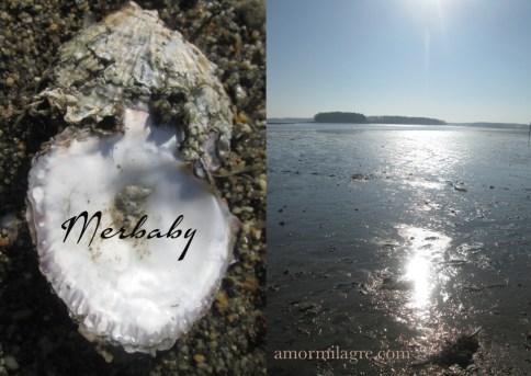 Amor Milagre Merbaby Ocean photography amormilagre.com