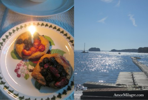 Birthday Wish Part 1 organic vegan recipe 2 by AmorMilagre.com