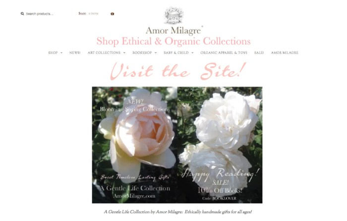 Amor Milagre Spring Fashion Personal Style 2019 colour mood Design apparel atelier Ethical Handmade Gift Shop Art Apparel Organic Vegan Baby & Child ethical company website amormilagre.com