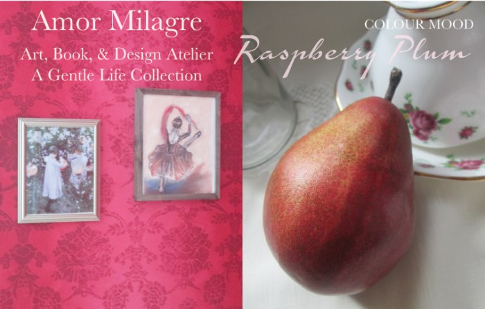 Amor Milagre Spring Fashion Personal Style 2019 colour mood Design atelier Ethical Handmade Gift Shop Art Apparel Organic Vegan Baby & Child red closet amormilagre.com