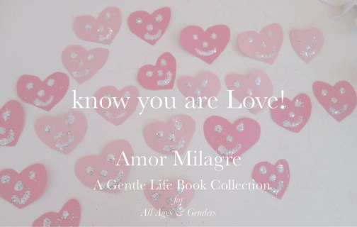 Amor Milagre No Excuse for Child Abuse A Gentle Life Book Collection all ages & genders Ethical Handmade Gift Shop Art Organic Baby & Child amormilagre.com