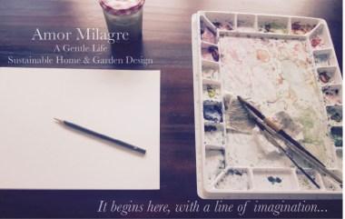 Amor Milagre Custom Built Home Interior Design Moments Goodnight, Dove Cottage 2019 Ethical atelier design studio artist amormilagre.com
