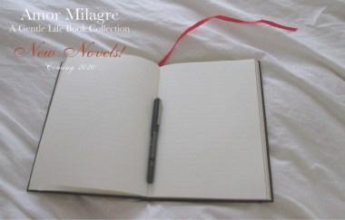 Amor Milagre New Loving Novel Series! 2020 Ethical Organic Gift Shop fiction books amormilagre.com