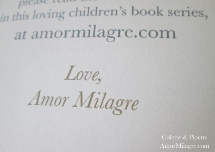 Amor Milagre Bookshop Colette & Pipette Won't Use the Toilet New Ethically Handmade Children's Book Loving amormilagre.com