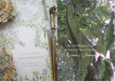 Amor Milagre Presents Leona's Nonna 1st Summer Festival The Love Letter Diaries #1 ethical book series tree amormilagre.com