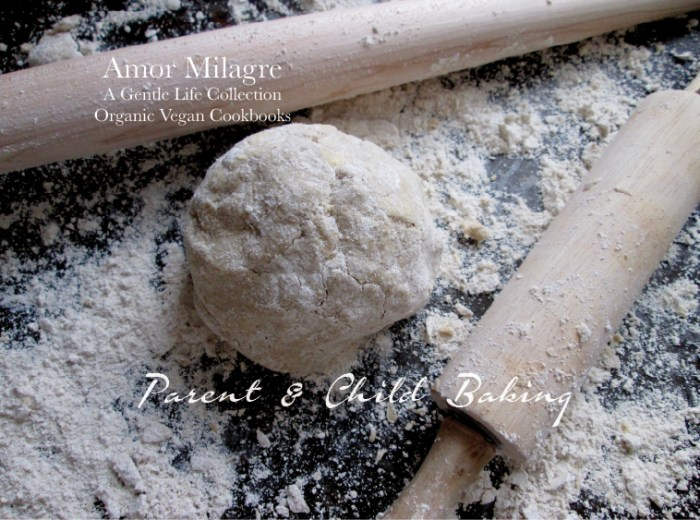 Amor Milagre Late Winter Days 2020 parent & child cooking Ethical Gift Shop Handmade Art Baby & Child Parent Family baking amormilagre.com