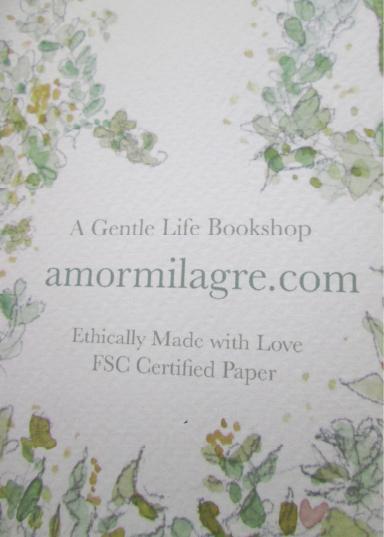 Amor Milagre Ethical Book Series Novel Set The Love Letter Diaries #1-4 amormilagre.com 4