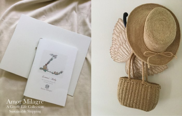 Amor Milagre New Sustainable Shipping, Summer Sale 2020 Ethical Organic Gift Shop amormilagre.com