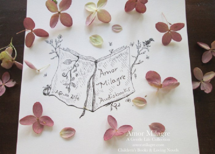 Amor Milagre Audiobooks 2020 Ethical Bookshop Organic Gift Shop amormilagre.com