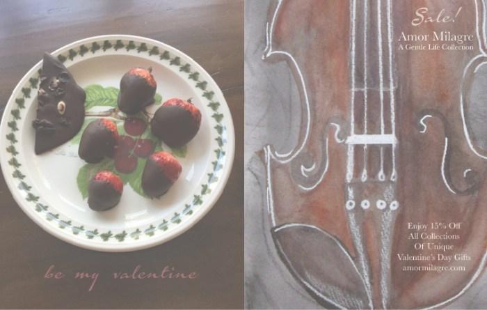 Amor Milagre Happy Valentine's Day Sale 2021 amormilagre.com