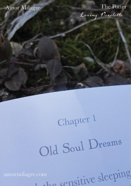 The Potter, Loving Inspiring Self-Health Novelette #1, Amor Milagre Books 2 amormilagre.com