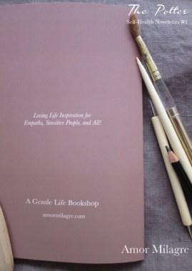 The Potter, Loving Inspiring Self-Health Novelette #1, Amor Milagre Books, Paperback 10