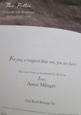 The Potter, Loving Inspiring Self-Health Novelette #1, Amor Milagre Books, Paperback 4
