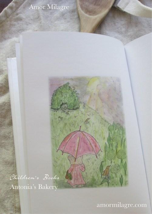 Amor Milagre Antonia's Bakery children's book amormilagre.com Book Release 4