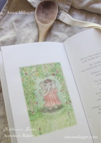Amor Milagre Antonia's Bakery children's book amormilagre.com Book Release 6