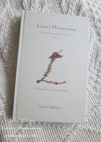 Leona's Homecoming Novel Amor Milagre Book Release amormilagre.com