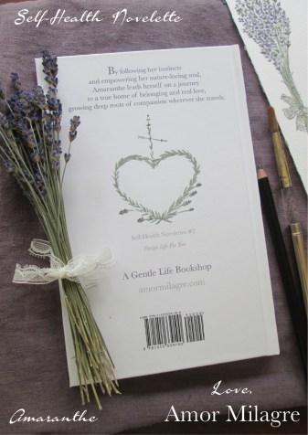 Amaranthe Novel by Amor Milagre Self-Health Book Lavender French NYC 4 amormilagre.com