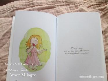 Amor Milagre Sage's Soft Summer children's book amormilagre.com 6