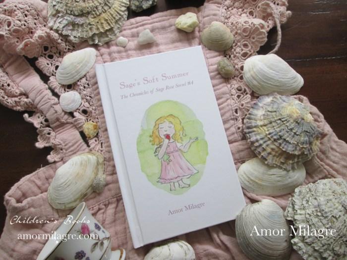 Amor Milagre Sage's Soft Summer children's book amormilagre.com 8