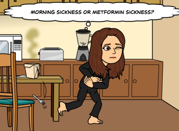 a morning grouch metformin