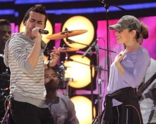 25th Anniversary Of Univision's Premio Lo Nuestro A La Musica Latina - Rehearsals