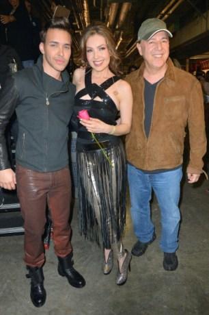 """25th Anniversary Of Univision's """"Premio Lo Nuestro A La Musica Latina"""" - Backstage"""
