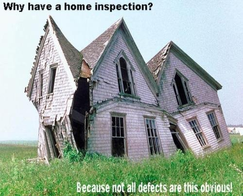 Inspections Are Suggested