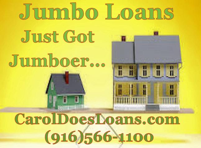 Jumbo Mortgage Limits Raised