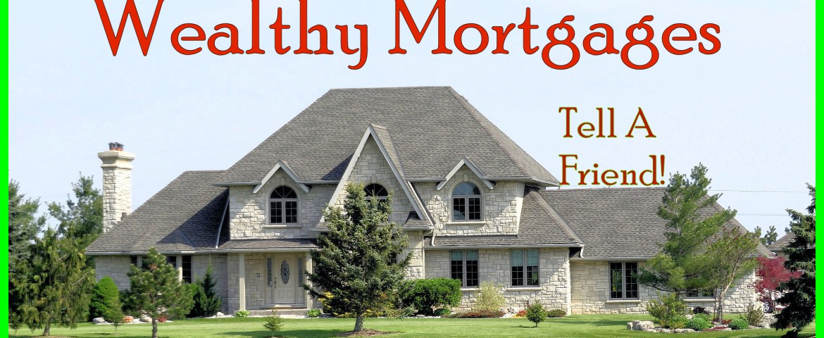 Mortgages for people who don't need mortgages