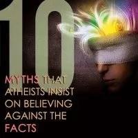 10 Myths Atheists Believe Creation Evolution