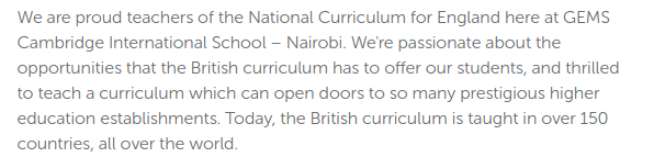 British School in Kenya - Curriculum - GEMS International School Nairobi.clipular