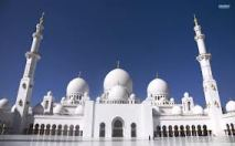 Mosque Sheikh Zayed, Dubai, UAE