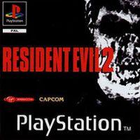 32 years of brilliant video game box art - #17 (1998) Resident Evil 2