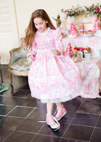 Haute Couture Collection Les PEtites Abeilles