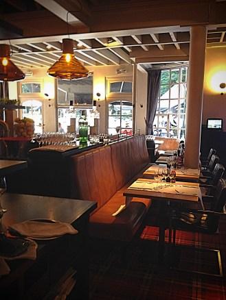 Brasserie de la Patinoire - interior