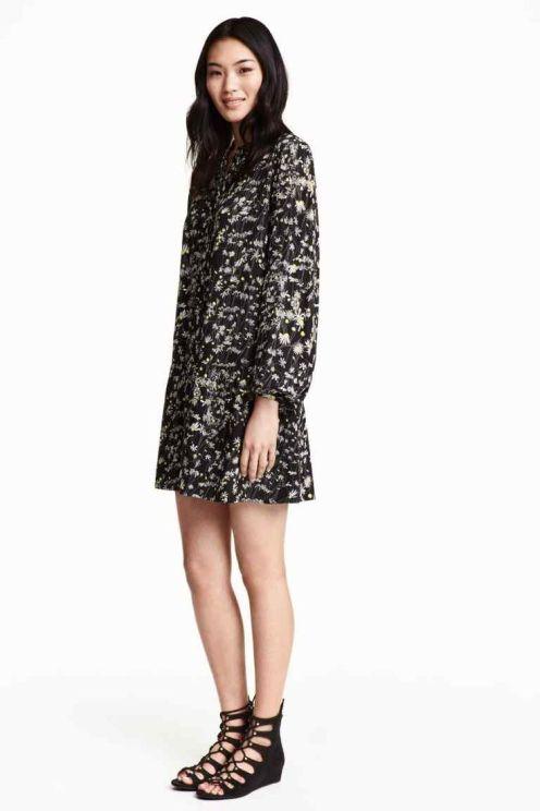 robe chasuble H&M